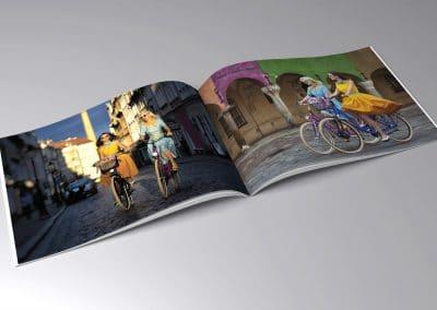 Cossack – katalog rowerów, projekt