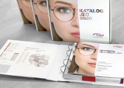 JZO - projekt i produkcja katalogu