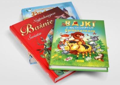Jarmołkiewicz Wydawnictwo – projekty okładek, skład książek