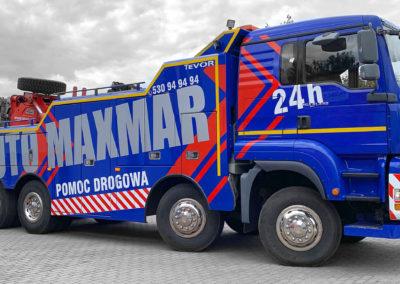 Maxmar - projekt i oklejenie MANa_2