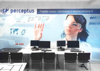 Perceptus - fototapeta - projekt, druk, oklejenie