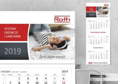 Roth - kalendarz