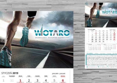 Wotaro - kalendarz jednodzielny