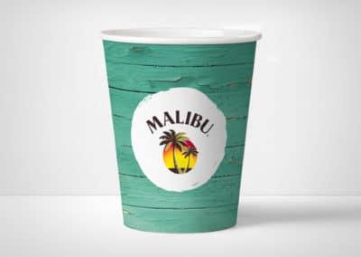 Malibu---projekt-kubka